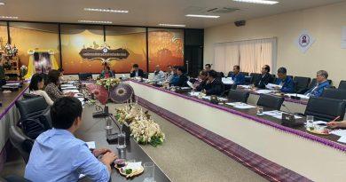 ประชุมสรุปผลการดำเนินการที่ผ่านมาของโครงการ ระหว่างเดือนสิงหาคม – เดือนตุลาคม 2562