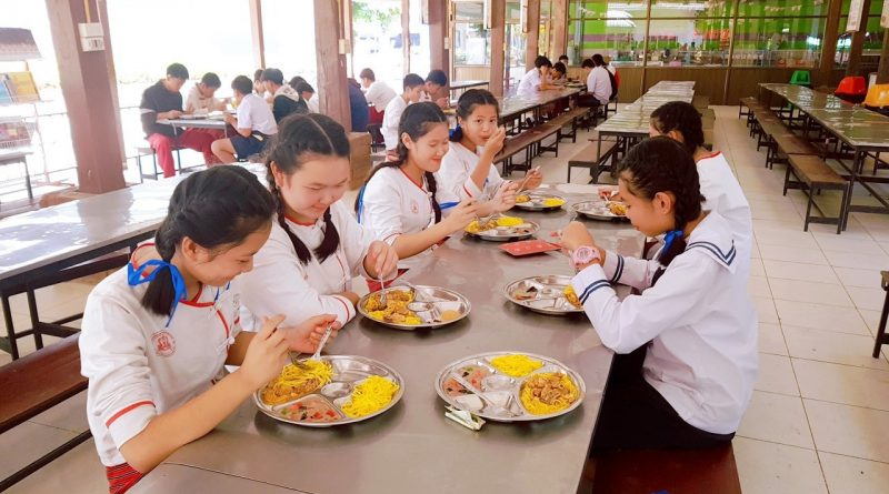 เข้าตรวจเยี่ยม นิเทศ และให้กำลังใจติดตามการดำเนินของโรงเรียนบ้านแม่งอนขี้เหล็ก ในภาคเรียนที่ 1 ปีการศึกษา 2563