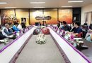 การประชุมแนวทางการบริหารจัดการศูนย์ฝึกกีฬาแห่งชาติ บูรณาการระหว่าง การกีฬาแห่งประเทศไทย ร่วมกับ องค์การบริหารส่วนจังหวัดเชียงใหม่ และ สมาคมกีฬาแห่งจังหวัดเชียงใหม่